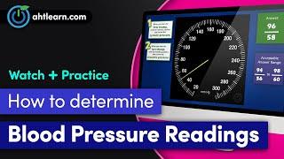 LearningTools: Blood Pressure Basics - Audio-Visual Coordination Skills