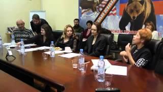 Ирина Усманова о русском человеке