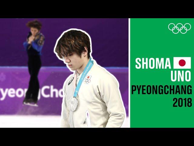 Shoma Uno's 🥈Free Programme at PyeongChang 2018!