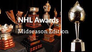 2018 NHL AWARDS PREDICTION - MIDSEASON EDITION