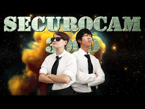 SECUROCAM 3000 Episode 1 - The Keys