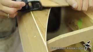 Fitting a Strip Built Kayak Cockpit Recess