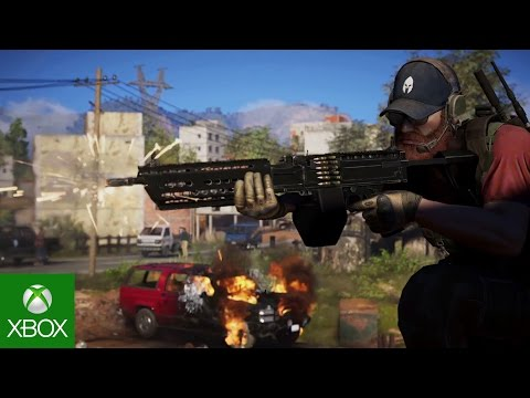 Tom Clancy's Ghost Recon Wildlands Trailer: Mission Briefing