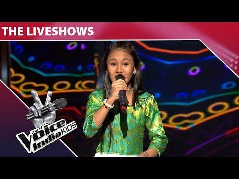 Manashi Sahariah Performs On Are Ja Re Hat Natkhat | The Voice India Kids | Episode 32