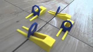 видео Крестики для плитки: размеры, как выбрать и использовать