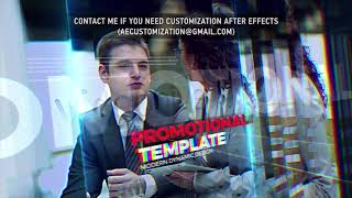 Business Promo | After Efects Project Files - Videohive template