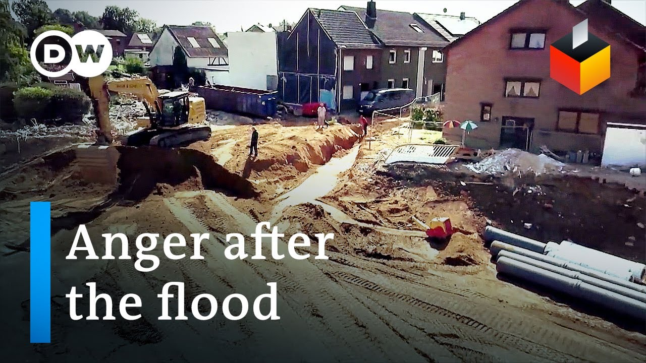 German flood victims feel left in the lurch by election campaign  Focus on Europe