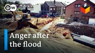 German flood victims feel left in the lurch by election campaign | Focus on Europe