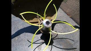 Tırpan makinası örümcek başlık montesi nasıl yapılır Rediktör frezesi nasıl değiştirilir