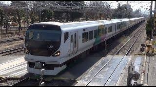 "【Limited express ""Super Azusa"" ""Azusa"" ""Wide View Shinano""】中央東線 特急スーパーあずさ & あずさ 331 まもなく見れなくなる光景。"