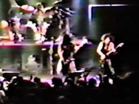 Slayer - 1985. 09.06 Country Club, Reseda, CA USA