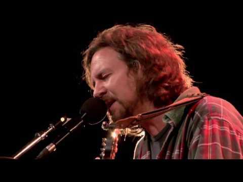 Eddie Vedder - Live Into The Wild Soundtrack (HD)