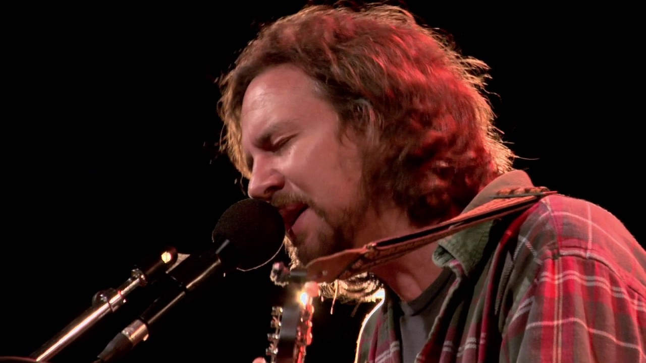 Eddie vedder live into the wild soundtrack (hd) youtube.