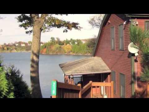 Herons Watch Lake House on Beautiful Lake Champlain