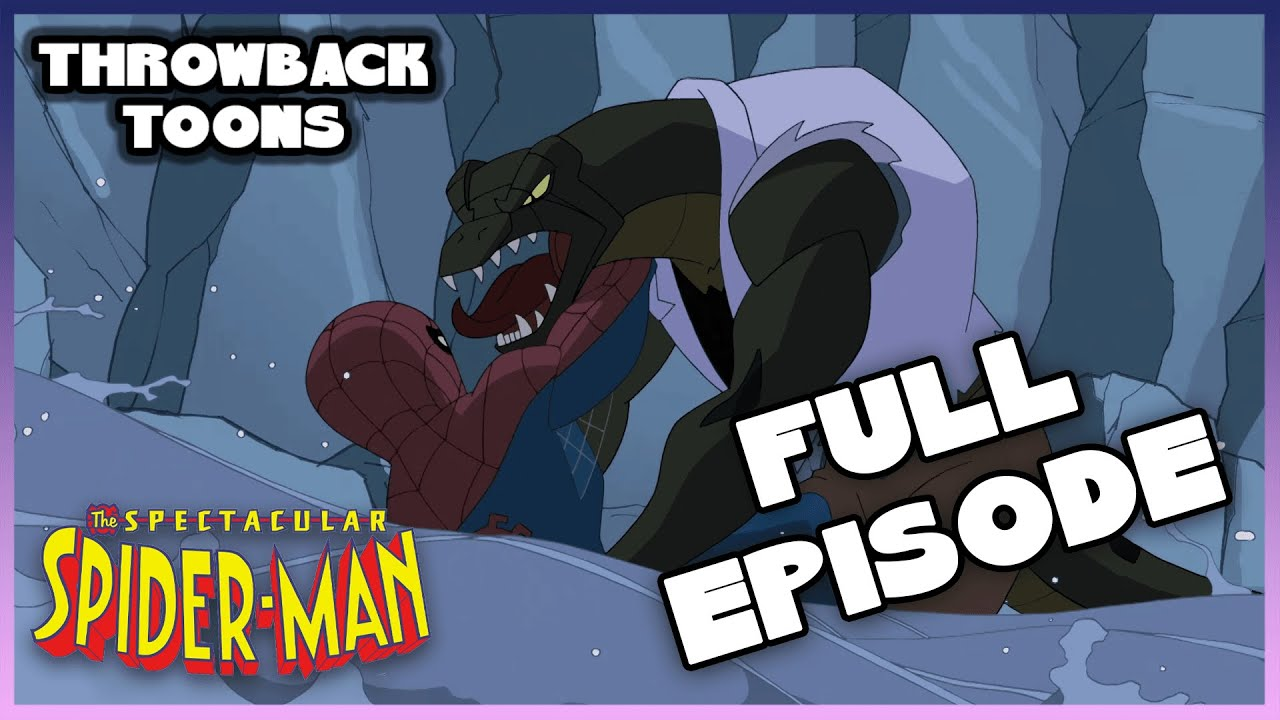 Download The Spectacular Spider-Man   Natural Selection   Season 1 Ep. 3 Full Episode   Throwback Toons