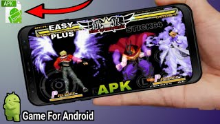 Download Garou Mark Of The Wolves Plus Game APK   Garou Game Only APK   By Arcade Android official