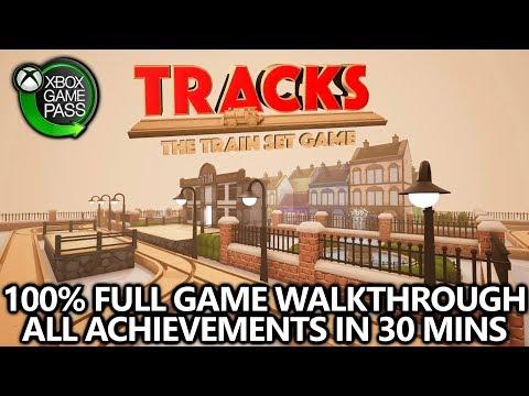 Tracks: Train Set Game – 100% Achievement Walkthrough (on Xbox Game Pass) – (30 Mins / EASY)