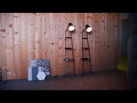 Видео для Светильник  напольный (Торшер)
