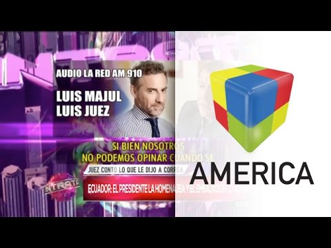 Luis Juez, crítico con la distinción que el gobierno ecuatoriano le dará a Cristina