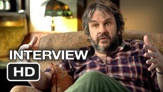 The Hobbit: An Unexpected Journey Interview - Director Peter Jackson (2012) HD