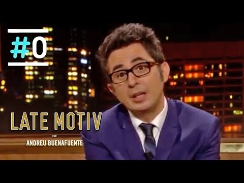 Late Motiv: Mi amigo no se ducha - Consultorio de Berto LateMotiv107  0
