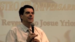 LA GRACIA DE DIOS - Josue Yrion - 2015 - Predicaciones Cristianas