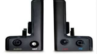 SIRIUS SADV2 Universal Dock-and-Play Vehicle Kit with PowerConnect Black
