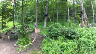 Treetop Trekking Horseshoe Valley Adventure Park