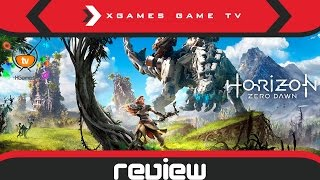 ОБЗОР Horizon Zero Dawn (Review)