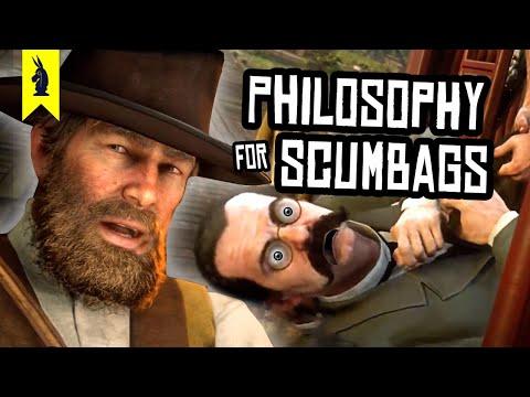 Red Dead Redemption 2: Rockstar's Inside Joke for Philosophy Nerds – Wisecrack Vlog