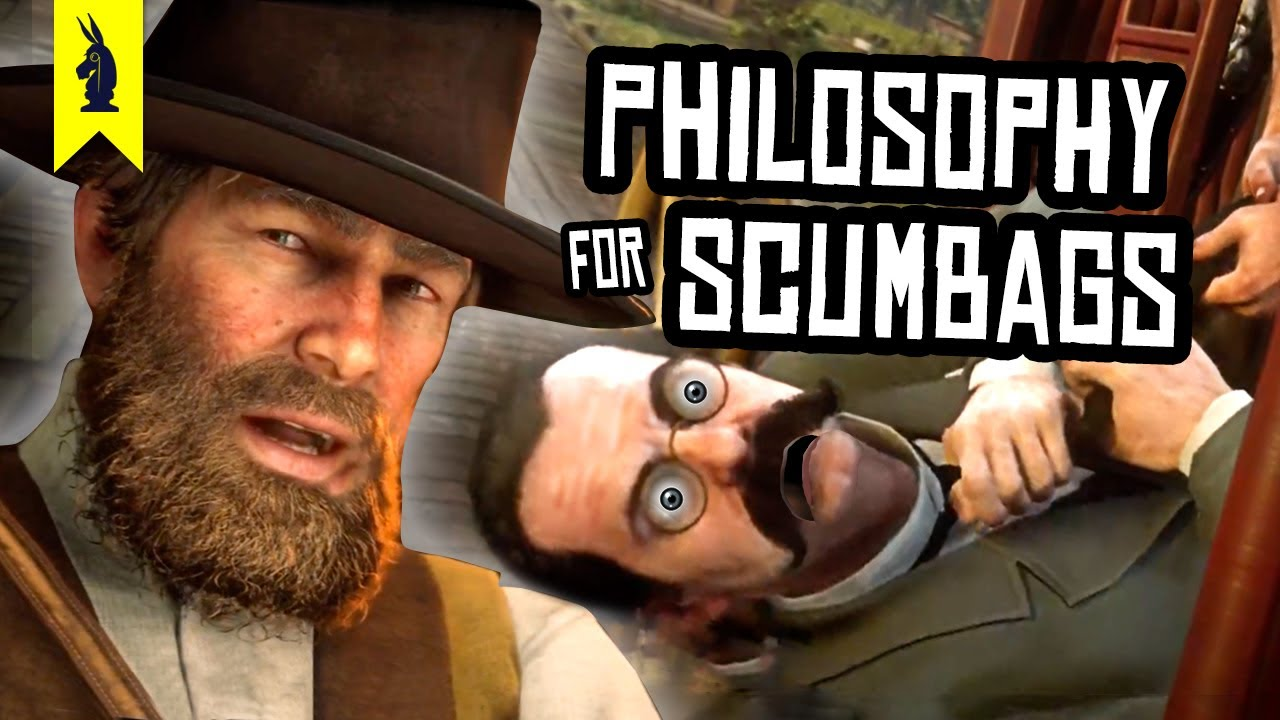 Red Dead Redemption 2: Rockstar's Inside Joke for Philosophy Nerds – Wisecrack Vlog
