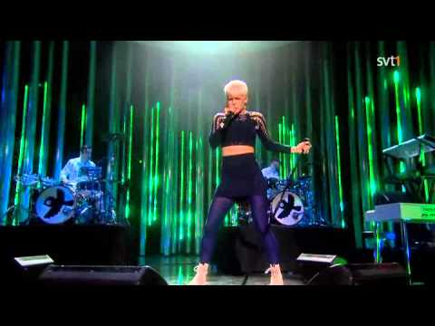 Robyn - Indestructible ( Live Nobel Peace Prize Concert 2010 )