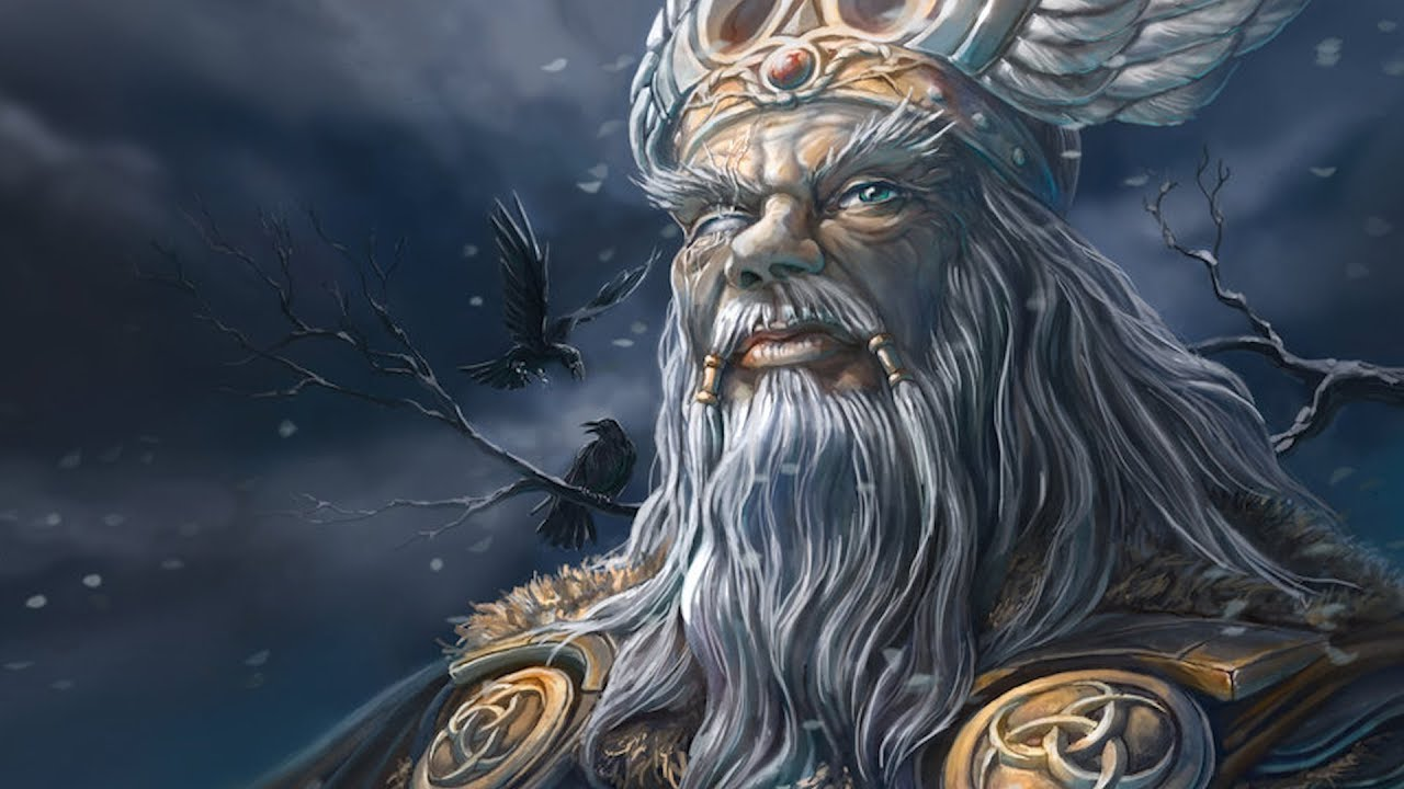 Exploring Norse Mythology: Odin - YouTube