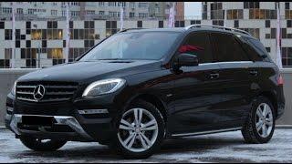 Mercedes-Benz Ml 166, Обман При Продаже!