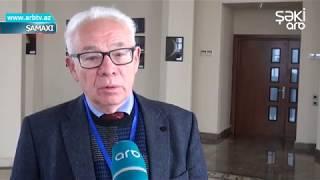 Shamaxida Beynelxalq seminar : Azerbaycanli ve Rusiyali alimler bir arada