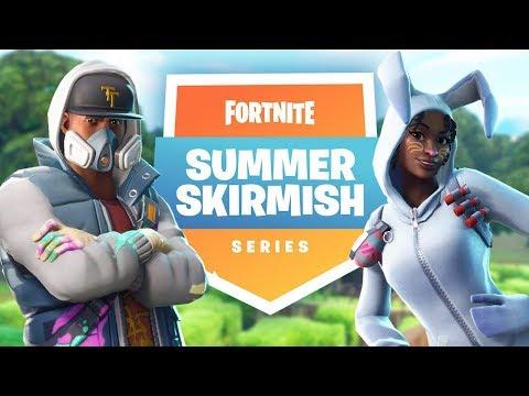 Fortnite Summer Skirmish Day 2 (9/1) - PAX West 2018 Live
