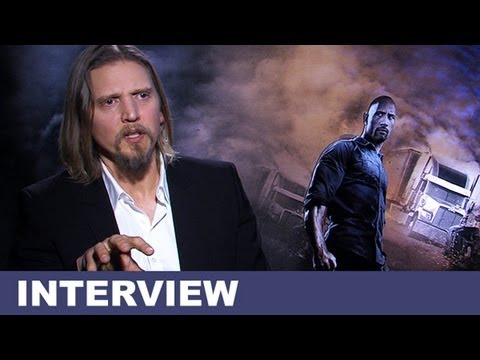 Barry Pepper Interview re Snitch 2013 : Beyond The Trailer