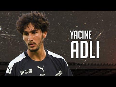 Yacine Adli is PHENOMENAL! 2020/21
