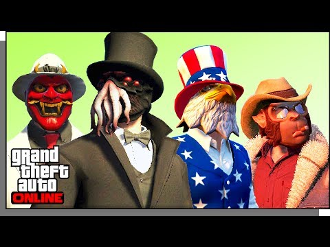 Unique Clothing Glitch! Put a Hat on With any Mask TUTORIAL -  GTA Online