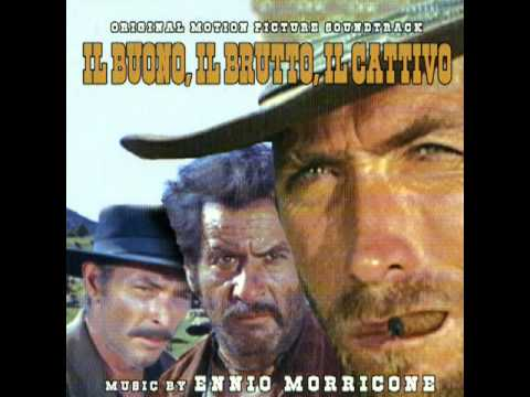 Ennio Morricone - Mexican Standoff (Il Buono, Il Brutto E Il Cattivo -The Good, The Bad The Ugly)