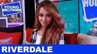 Vanessa Morgan: Riverdale Rapid Fire!