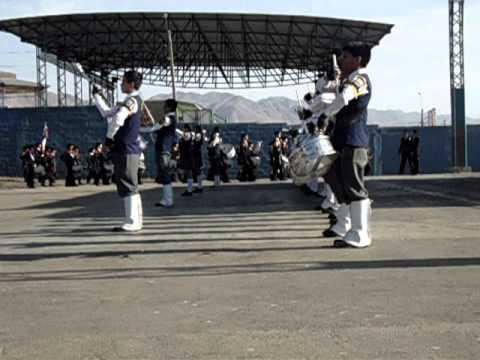 Banda Instituto Superior de Comercio Antofagasta 2011