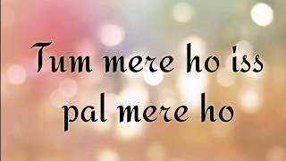 Phir Bhi Tum Ko Karaoke With Lyrics