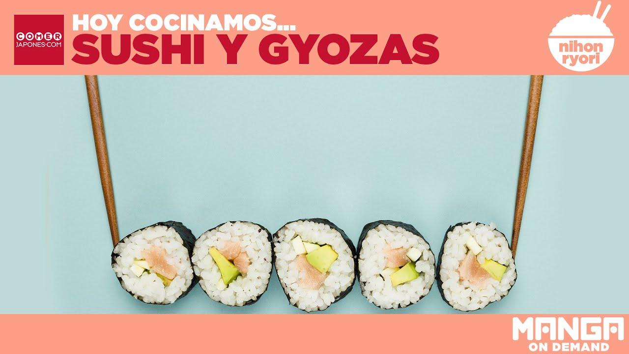 Cocina Nihon Ryori | Sushi y Gyozas