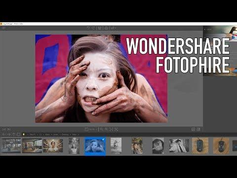 Easier Than Photoshop | Wondershare Fotophire