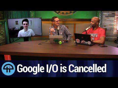 Google Cancels Google I/O 2020