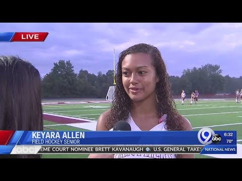 Field hockey seniors tell NewsChannel 9 what Port Byron's new athletics complex means to them