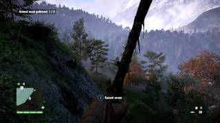 Farcry 4 FAIL Deer Hunting! Live Pc Game Play @60fps Gtx 970
