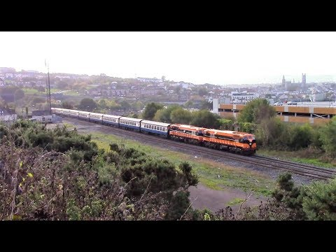 RPSI ''Munster Double'' Railtour with locos 071 & 073 - Saturday the 14th October 2017