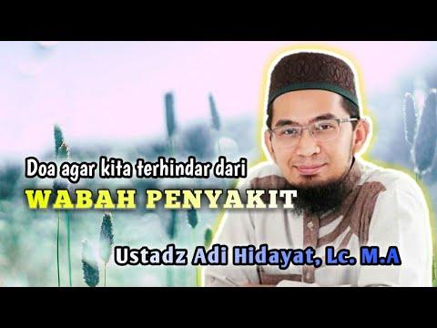 Doa agar kita terhindar dari WABAH PENYAKIT - YouTube